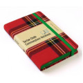 RED CLOTH COVER NOTEBOOK-0