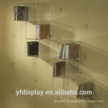Wand-Acryl-CD-Halter