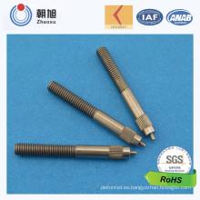 CNC de alta calidad de la fabricación del fabricante de China que trabaja a máquina el eje de 6 splines