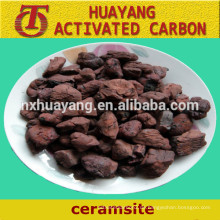 Herstellung Lieferung Ceramsite / Ceramsit-Sand für die Abwasserbehandlung