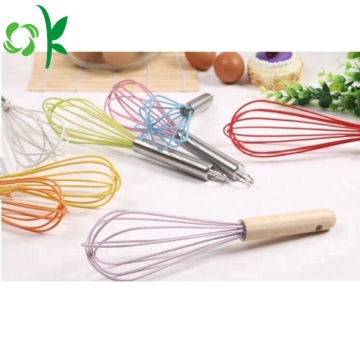 Silicone Egg Whisk Special Design Beater Kitchen