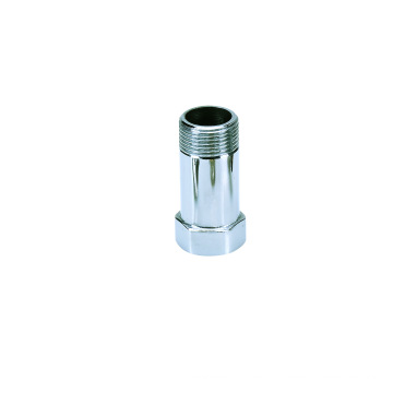 Nipple M/F (chrome-plated) Screw Fittings, Pipe Fittings