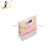 customized Size!Christmas decorative paper hanging toy storage bag,