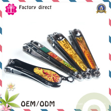 Carbon Steel Nail Cutter Clippers for Promotional Gifts