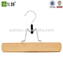 wood clamp hangers for jeans