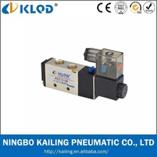 Two Way Five Position Pneumatic Valve