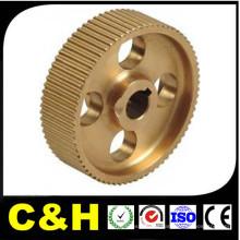 Metall-Präzisions-CNC-Ersatzteile CNC-Messing-Maschinenteile
