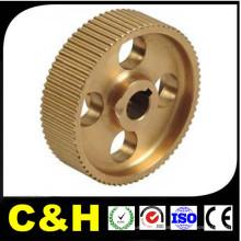 Pièces détachées CNC en métal et de précision Pièces CNC en laiton