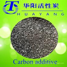 Добавка содержание углерода 90% содержанием серы 0.28% углерода/углерода райзер