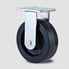 H13 Tipo de serviço pesado Tipo fixo Rolamento de esferas duplo Rodízio de roda resistente ao calor
