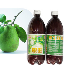 Biological root conditioner/fertilizer for less pesticide use