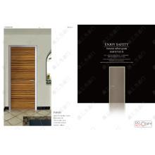 Cheaper Price Door Wood, Cheaper Pure White Composite Wood Door