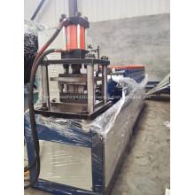 Máquina perfiladora de marco de puerta de persiana de metal frío