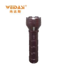 Luz de antorcha llevada llevada barata recargable barata de la fuente de la fábrica del OEM para la venta