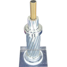 ACCC Leiter blank Kabel / Aluminium Leiter Carbon Fiber Composite Core Verstärkter Leiter