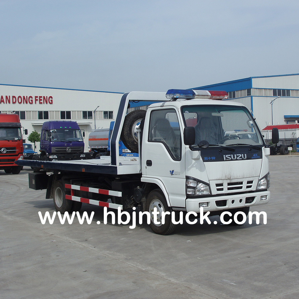 Isuzu Tow Truck For Sale
