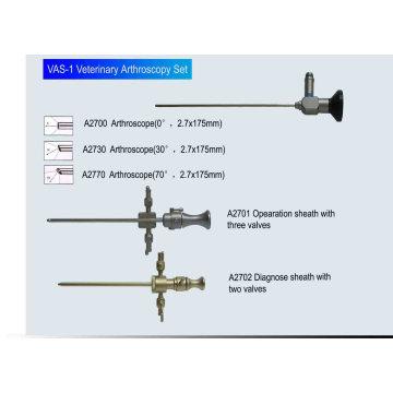 Artroscópio Veterinário / Artroscópio Veterinário (VAS-1)