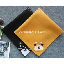 Promotional Female Printing Cotton Bandana