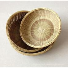 Hochwertiger handgemachter natürlicher Bambuskorb (BC-NB1022)