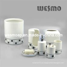 Accesorios del cuarto de baño de la tapa-Grado de la porcelana (WBC0402A)