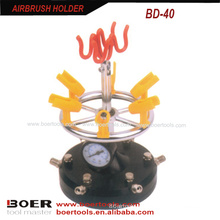 Porta-aerógrafo para aerógrafo 8pcs