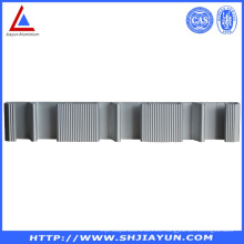 Accesorios de paneles solares de extrusión de aluminio industrial personalizado