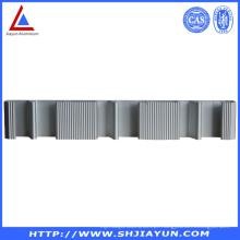 Acessórios de painel solar de extrusão de alumínio industrial personalizado