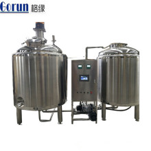 500l Stainless Steel Mixing Tank Pharmaceutical Mixing Tank
