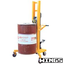 Apilador de tambor de aceite hidráulico 02