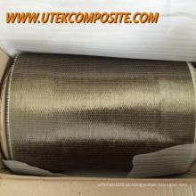 Construção de reforço 60 centímetros de largura 300GSM Basalto Unidirecional tecido
