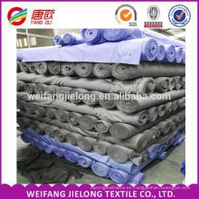 China fabrica telas de popelina de algodón 100% para forrar tela de popelina de tela para prendas de vestir