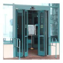 Deper Z20 aluminium alloy glass automatic folding door mechanism for apartment