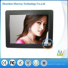 tipo magro multi função quadro digital da foto de um lcd de 12 polegadas