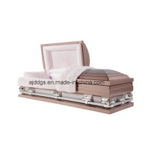 Rose and Silver Casket (Oversize)