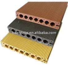 Billig Composite Decking Material Outdoor Composite Furnier Decking Composite Decking Preise