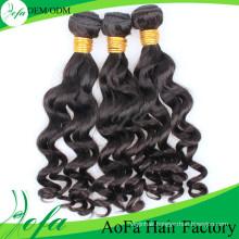 7A Grade Virgin Brazilian Hair Human Remy Hair Extension