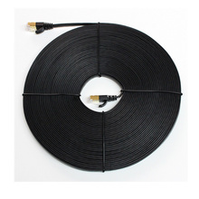 High speed SFTP cat7 network flat patch cord
