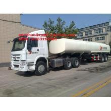 Sinotruk CIMC  Diesel Tank SemiTrailer Truck