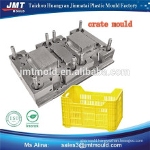 Huangyan plastic crate mould supplier