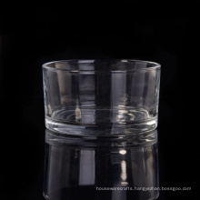 Wholesale Low MOQ 5oz Crystal Glass Candle Holder