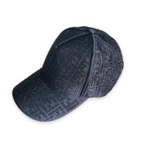 In stock Custom Promotional Embroidery Logo Baseball Caps