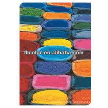 high quality Metallic texture Powder paint