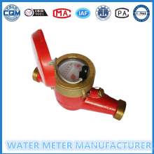 Pulse Output Water Meter for Hot Water