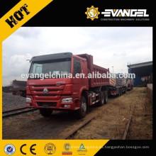 Camión volquete ZZ3257N2948 de Howo 8x4 para la venta
