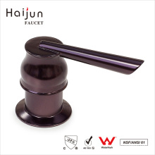 Haijun China Products Bathroom Shower Round Metal Hand Soap Dispenser
