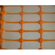 Security Warning Net 1mx50m Orange
