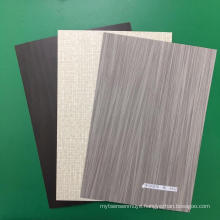 High Quality Moisture-Proof  Exterior Hpl, Good Quality Colorful Phenolic Resin Board Hpl