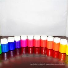 Pâte à pigment colorant utilisée pour le textile / vêtement