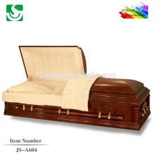 Acheter JS-A604 fournisseur de commerce assurance fournisseur cercueil haute brillance