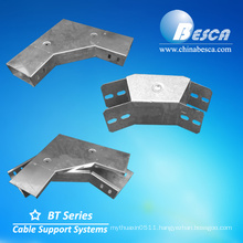 Sheet Cable Trunking 90 degree Gusset Bend Internal
